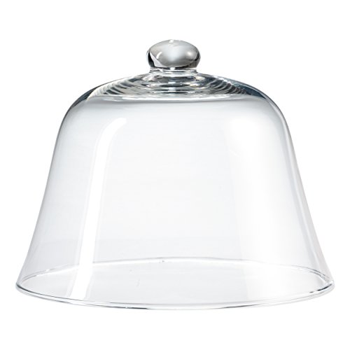 ASA 5301009Dôme en verre, 29x 29x 23cm, transparent