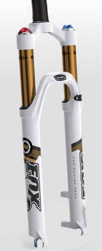 Fox Shox 32 Float 100 FIT Terralogic Fork White, Standard QR /1 1/8