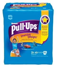 Huggies Pull Ups Learning Designs