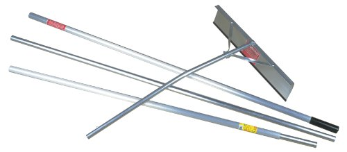 Lowest Price! Snow Joe RJ201M 21-Foot Aluminum Snow Roof Rake