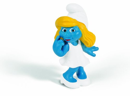 Buy Low Price Schleich Smurfette, dreamy Figure (B004GXE850)