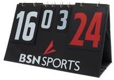 BSN Manual Tabletop Multi-Scoreboard Double Sided