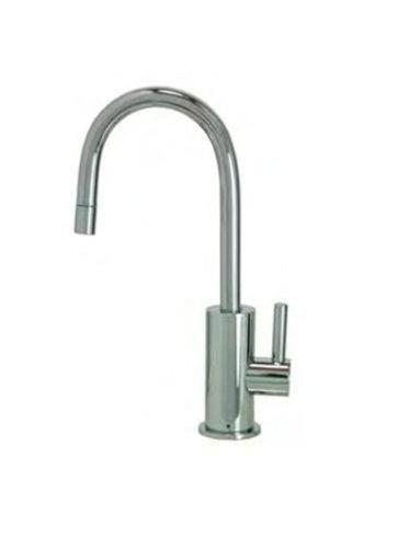 Mountain Plumbing MT1843-NL/PVDBRN Little Gourmet Cold Water Dispenser, Brushed Nickel