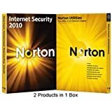 Norton Internet Security 2010 & Norton Utilities (3 User Bundle)
