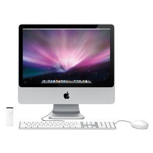Apple iMac 20インチ/2.4GHz Core 2 Duo/1G/250G/8x SuperDrive DL MB323J/A