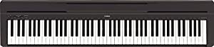 Yamaha P45B Digital Piano Basic Bundle Package from Yamaha