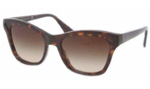 pradaPrada 16PS 2AU6S1 Tortoise 16PS Parallel Universes Wayfarer Sunglasses Lens Cat