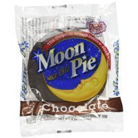 Moon Pie Chocolate Flavor - 24 ct. box (Moon Dough Snack compare prices)