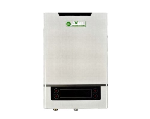 aviditi xfj120fdchw tankless electric water heater 12kw 3 gpm white - Electric Tankless Water Heater Reviews