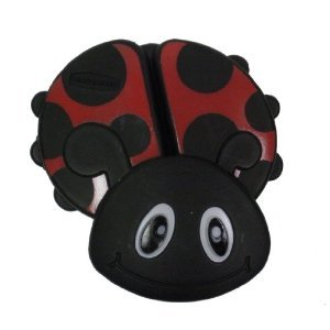 Rubbermaid Blue Ice Fun Shape Ladybug Reusable Ice Pack
