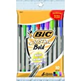 Bic Cristal Pens Multi Colors 10 pack