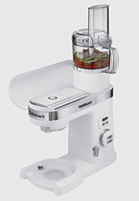 Cuisinart SM-FP Food-Processor Attachment for Cuisinart Stand Mixer, White by Cuisinart Kitchen Electrics