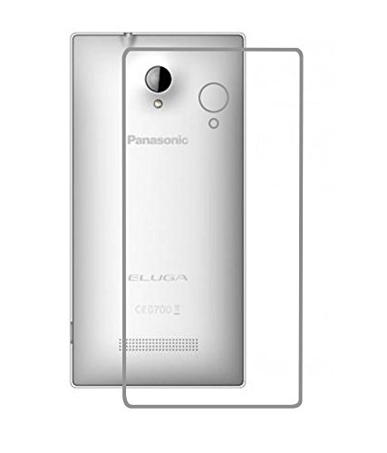 Exclusive Soft Silicon Transparent Crystal Clear Case Soft Back Case Cover For Panasonic Eluga I