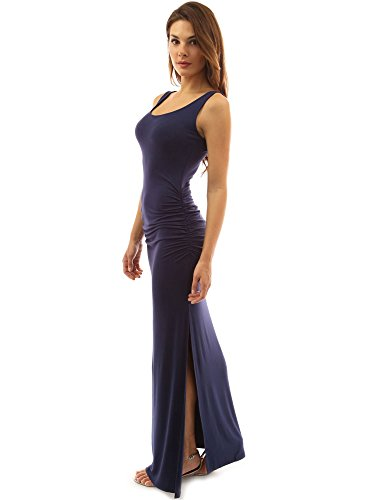 PattyBoutik Women's Sleeveless Summer Maxi Dress
