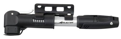 Avenir Flo Dual Mini Pumps (Silver/Black)