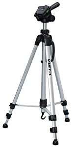 Vista Explorer 60-Inch Lightweight Tripod with Tripod Bag