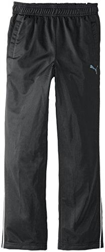 PUMA Big Boys' Pure Core Track Pant, PUMA Black, Large