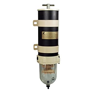 GRIFFIN ® GTB681 / G1000 DIESEL FUEL FILTER / WATER SEPARATOR - Compare to Racor 1000 Series