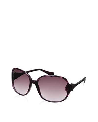 Tod's Women's TO0583Z Sunglasses, Violet