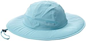 Columbia Women's Sun Goddess II Booney Hat, Clear Blue, One Size