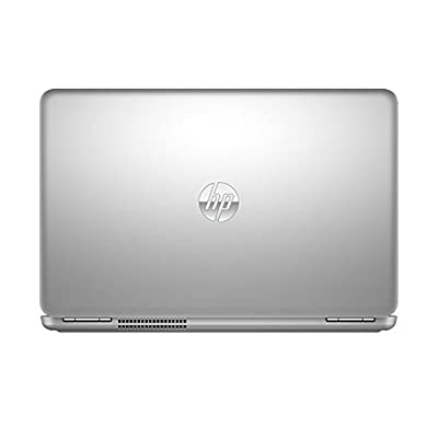 HP 15-AU003TX 15.6-inch Laptop (Core i5-6200U/8GB/1TB/Windows 10 Home/2GB Graphics), Natural Silver