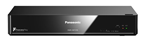 Panasonic DMR-HWT250EB Smart 1TB HDD Recorder with Freeview Play - Manufacturer Refurbished