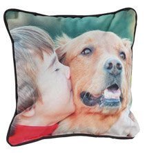 Luxury Photo Pillow