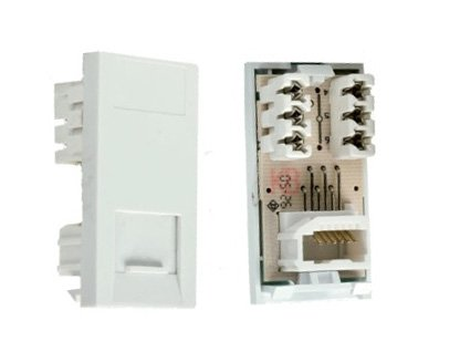 CTS SECONDARY (SLAVE) VOICE MODULE **secondary slave Module, Standard width, Up to 2 modules fit into a single face plate & 4 into a double, BT connector, Krone style termination, Snap In module design, Spring-loaded shutters, Strain releif loops,** R 009CTS Reviews
