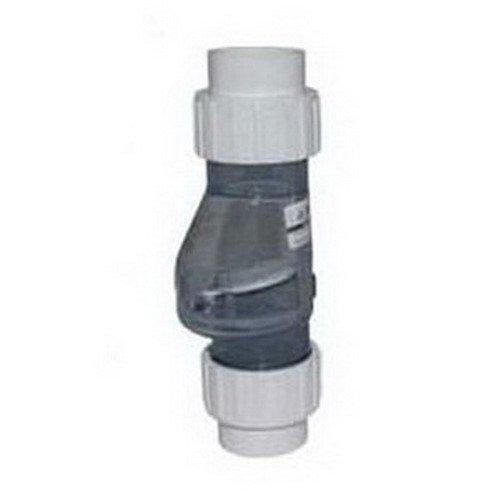 Zoeller 30-0041 50 psi PVC 2-Port Check Valve, 1-1/2