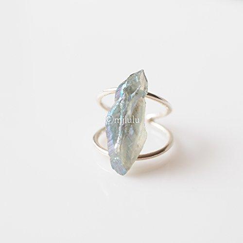 mystic-aqua-green-stone-sterling-silver-bar-ring-crystal-quartz-natural-gemstone-rock-ring-good-ener