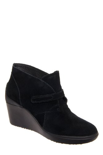 Tsubo Decari Mid Wedge Chukka Boot
