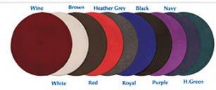 W8198-BLK 100% Wool Beret