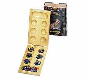Mancala In Tin - Buy Mancala In Tin - Purchase Mancala In Tin (John Hansen, Toys & Games,Categories,Games)