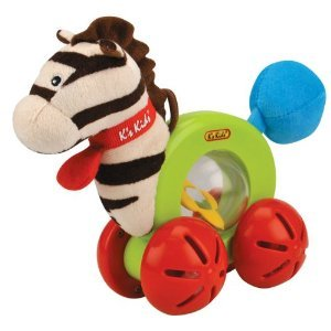 K's Kids Rollin' Ryan Rattle (Discontinued by Manufacturer)