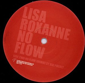 ROXANNE, LISA - No Flow - Promo - Maxi 45T