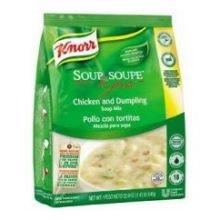 Soup Du Jour Chicken Dumpling Soup Mix, 22.9 Ounce -- 4 Per Case.