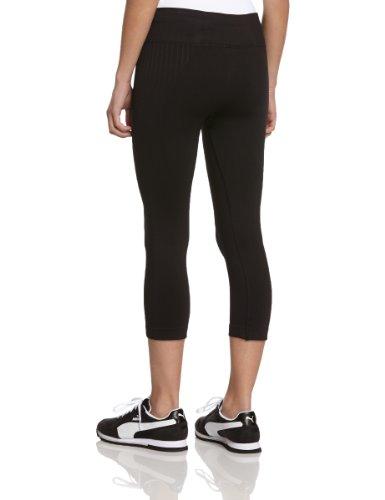 Brooks Women's PureProject Seamless Capri, Color: Black, Size: S adidas performance women s perfect tight capri black size small