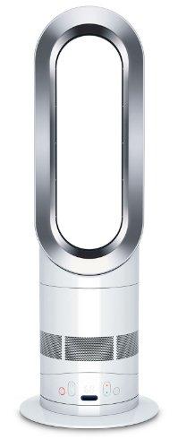 Dyson Am04 Hot + Cool Heater/Table Fan, White
