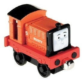 Fisher Price Thomas The Train: Take-n-Play Rusty