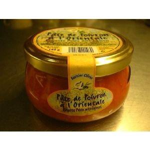 フランス産 赤ピーマンペースト 180g パスタや魚料理に