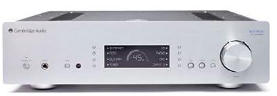 Cambridge Audio - Azur 851E Reference Pre-Amplifier in Silver by Cambridge Audio