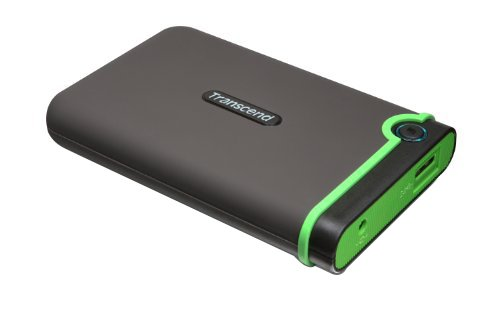 Transcend StoreJet M3 500GB USB 3.0 Portable Hard Drive