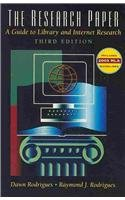 Research Paper Updated MLA 2003 Plus Pearson Guide to Research Navigator (3rd Edition)