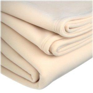 Martex vellux blanket ivory king bed blankets for Vellux blanket