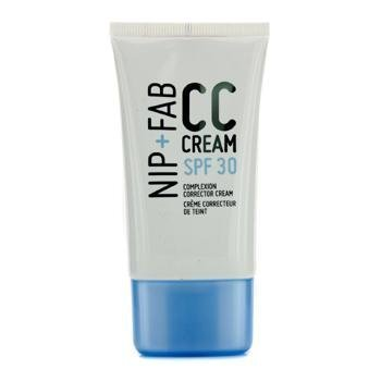 CC Cream by Nip + Fab CC Cream Dark SPF30 40ml by Nip + Fab (English Manual)