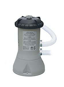 Intex 1000 GPH (Gallon Per Hour) Pool Filter Pump
