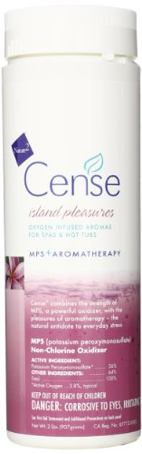Zodiac W25000 Nature2 Spa Cense Island Pleasures, 2 lbs (Nature 2 Cense compare prices)
