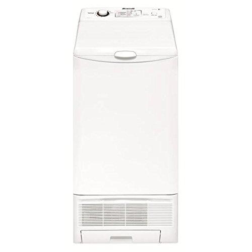 Brandt BDT561AL Autonome Charge supérieure 6kg B Blanc - sèche-linge (Autonome, Charge supérieure, B, Blanc, C, Haut)