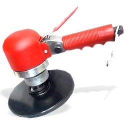 Dual Action (DA) Air Sander - Red - Compressor
