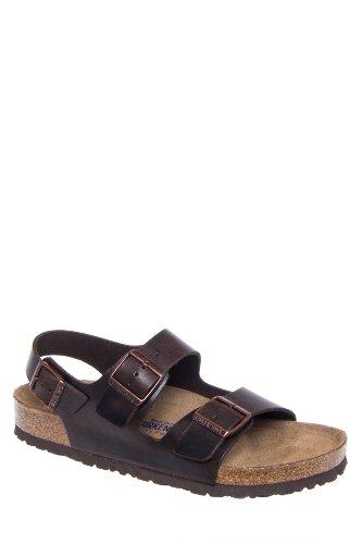 Birkenstock Men's Milano Casual Flat Sandal